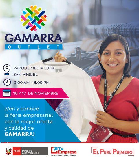 Gamarra Outlet