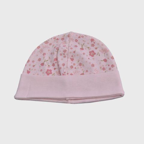 Conjunto para bebés niñas Florcitas color Rosado