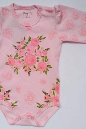 body flor centro ml rosado
