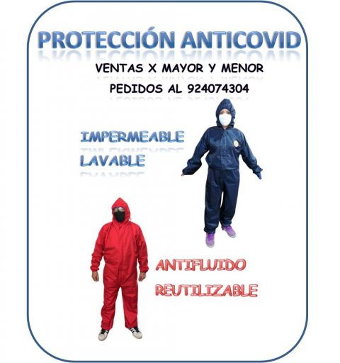 Mameluco Impermeable