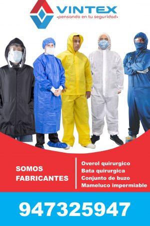 ROPA DE PROTECCION