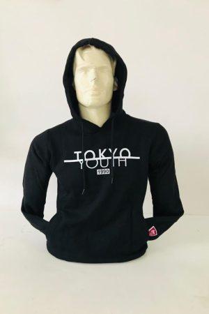 Poleras Tokyo con capucha marca ANONYMOUS