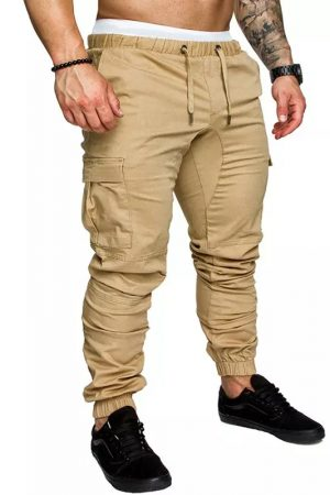 Joggers cargo slim fit