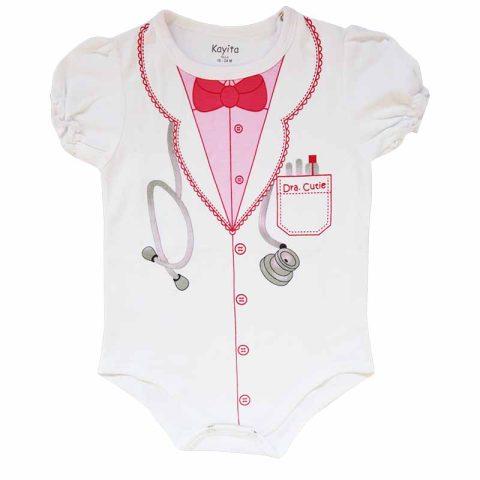 body doctora blanco