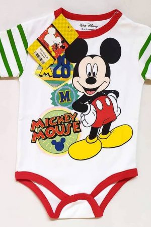 body mickey 28 mc verde