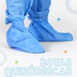 botas quirurgicas para cirujanos