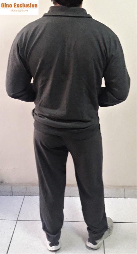 Conjunto Clasico De Hombre De Algodon Franela Gamarra Ropa En Peru
