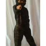 mamelucos niño militar