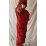 mamelucos para niños rojo
