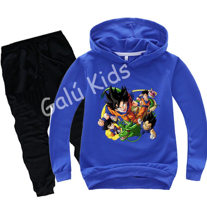 Galu Kids Conjunto gokú