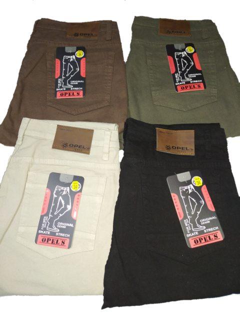 Pantalones Drill De Caballero Gamarra Ropa En Peru