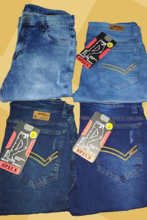 jeans modelo de hombre