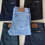 pantalón jean clásico