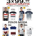 Pack polos