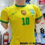 brasil camiseta